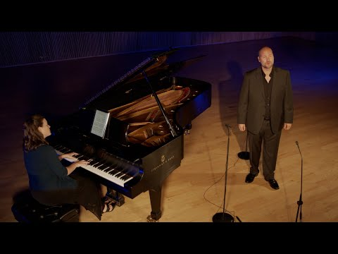 Milhaud & Tagore: Two Love Poems. Op. 30 Love, my heart - Tyer Duncan & Erika Switzer
