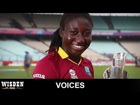 West Indies aren't intimidated, Australia should be | Stafanie Taylor | Wisden India