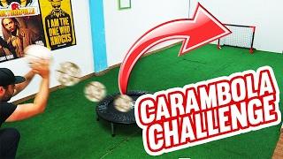 CARAMBOLA CHALLENGE | RETO EN LA OFICINA