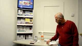 How to use EIT Supply's Asbestos Test Kit