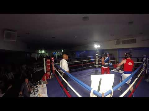 Ultra White Collar Boxing | Leicester | Rich Craig VS Jason Neeson
