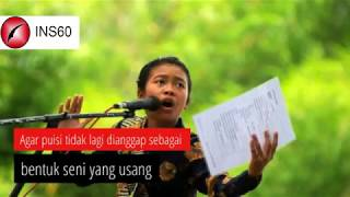 Download Video INS60: Hari Puisi Dunia MP3 3GP MP4