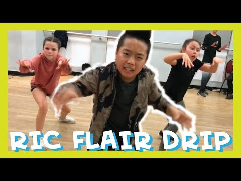 RIC FLAIR DRIP by Offset & Metro Boomin | Aidan Prince | Choreography by Michele Soulchild