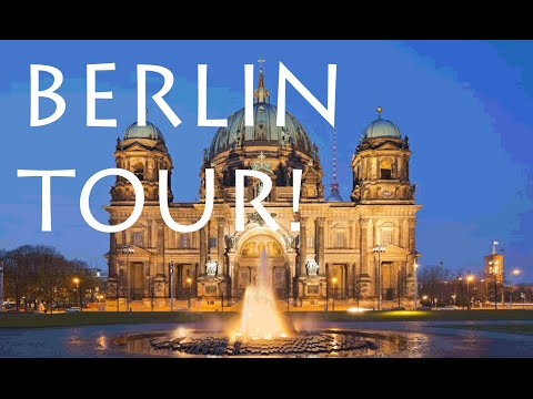 It's Revi's Life - Berlin Sightseeing Tour with the Bus 100