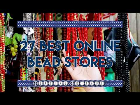 27 Best Places To Buy Beads Online | Beading Supplies
