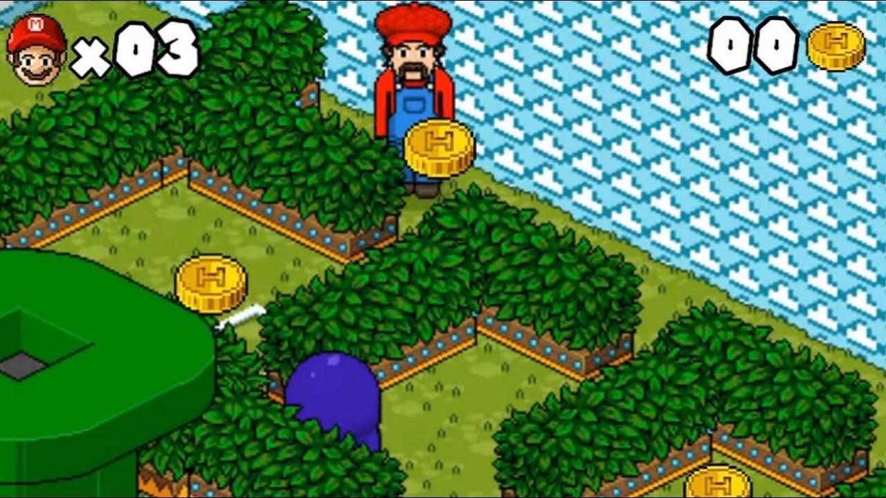 Habbo Super Mario Bros - YouTube