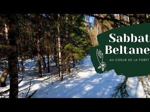 Sabbat de Beltane, les énergies, esprits de la nature