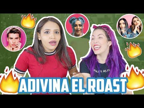ADIVINA EL ROAST YOURSELF CHALLENGE 🔥 ft. LA PEREZTROICA