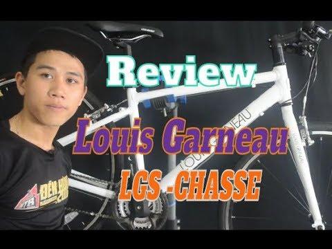 [TOAN THANG CYCLES] Review Xe đạp touring Louis Garneau LSG CHASSE