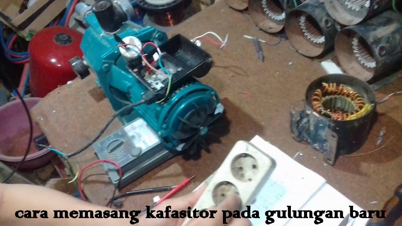 Cara Memasang Otomatis Mesin Air Shimizu Seputar Mesin