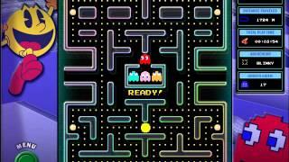 Namco All-Stars Pac-Man (Gameplay)