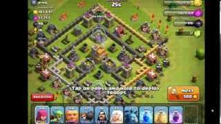 clash of clans episode 1 my frist video