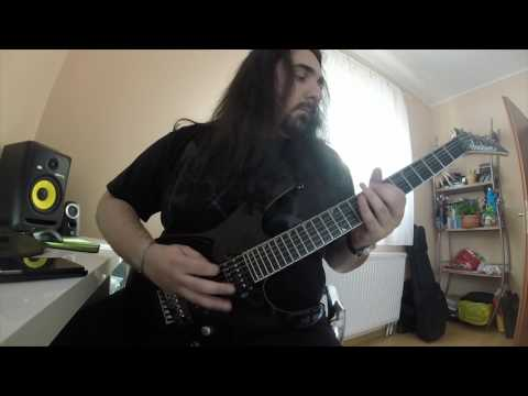 ABIGOR - Project: Shadow (guitar cover)