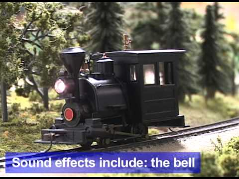 Model Railroader product review: Bachmann Trains On2 1/2 (On30) Porter 0-4-0 steam locomotive model