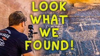 AMAZING ANCIENT HISTORY FOUND!! TRAVELING WEST FOR HISTORIC TREASURES!