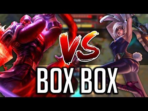 DYRUS VS BOX BOX!