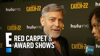 George Clooney Couldn't Love Julianna Margulies More | E! Red Carpet & Award Shows
