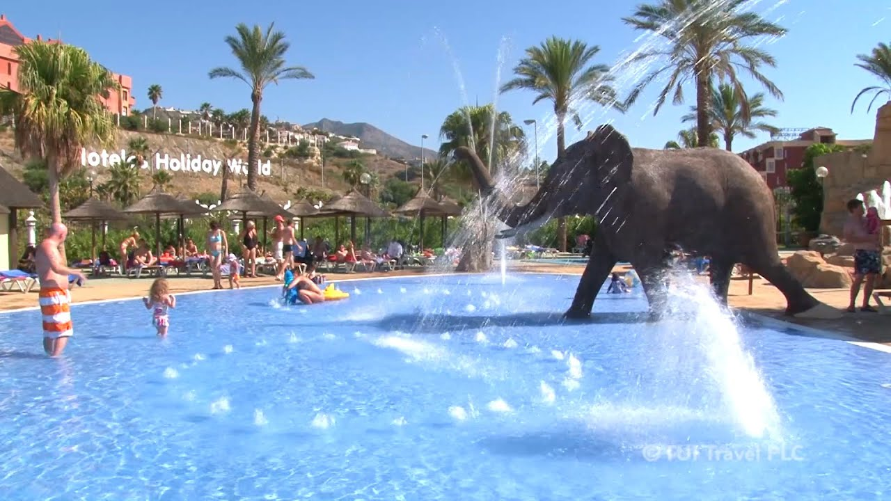 Holiday village costa del sol costa del sol youtube for First choice family