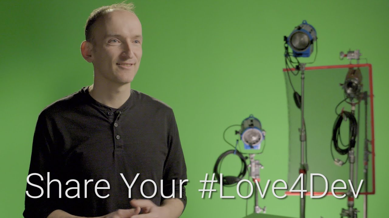 #Love4Dev - Android's open ecosystem with Fred Sauer - YouTube