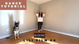 "LISA ""LILI's FILM #4""- ""City Girls"" Dance Tutorial [Full Explanation & Mirrored]"