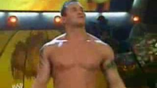 Randy Orton Entrance With Cm Punk