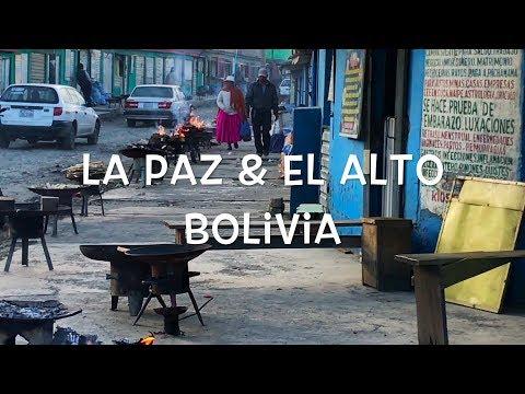 La Paz & El Alto experience, Bolivia