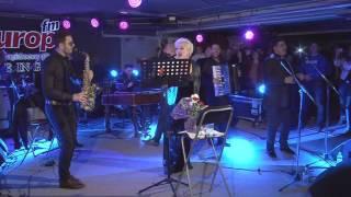 Monica Anghel & Mahala Rai Banda - Chibori | LIVE in Garajul Europa FM