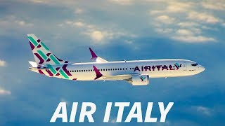 The REBIRTH of AIR ITALY