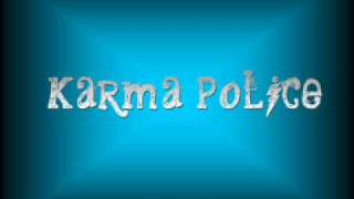 """Karma Police"" - Radiohead - Piano Instrumental"
