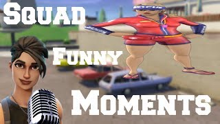 Baixar Funny Moments with the Squad | Fortnite Battle Royale