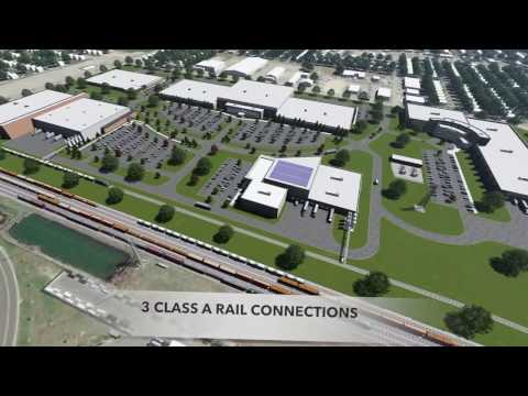 Site 36 Industrial Park - The New Home of Innovation