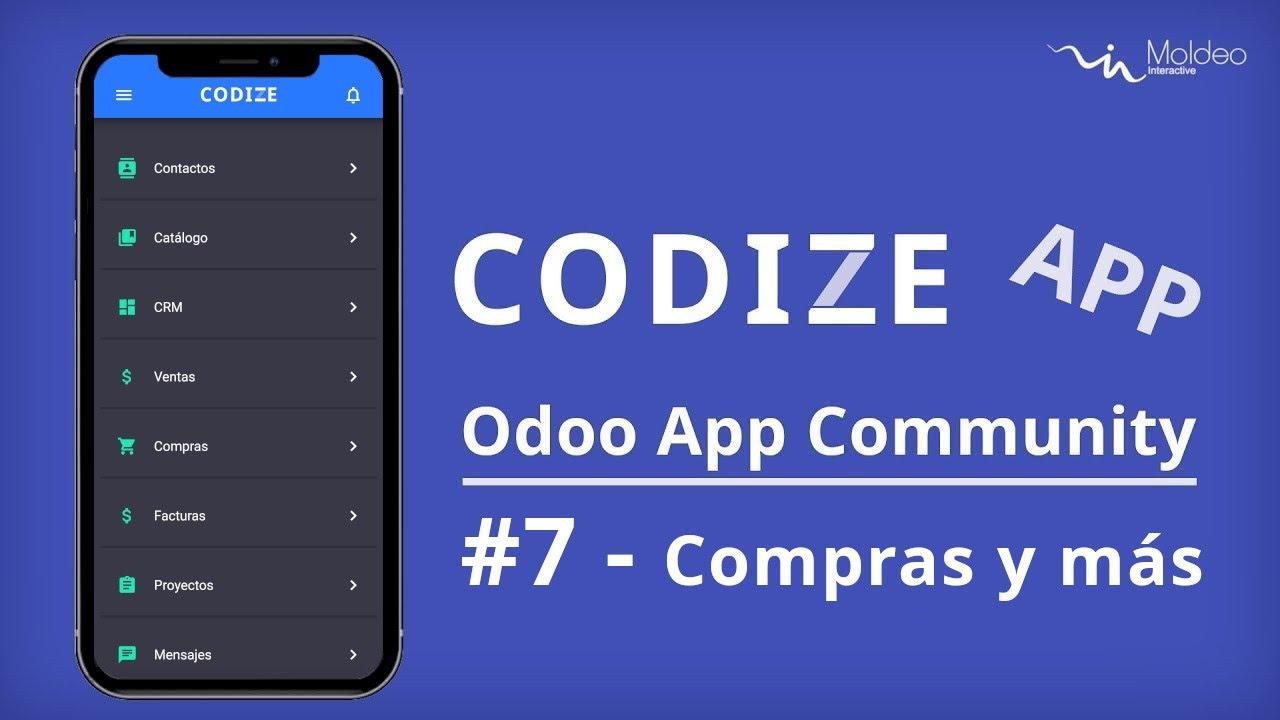 Codize App - Compras, PWA y Mejoras | Odoo App Community