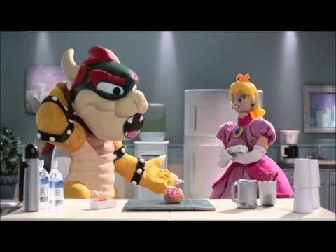 Nintendo E3 Digital Event [2014] - Robot Chicken Clips