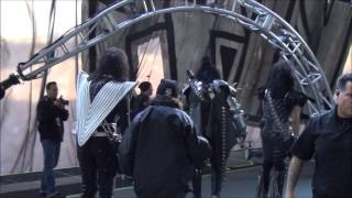 KISSONLINE EXCLUSIVE: ON STAGE WITH KISS IN NORWAY - JUNE 8,...