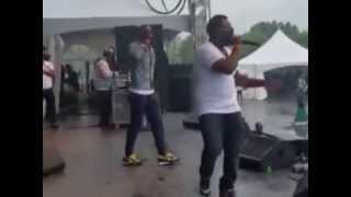 Romie Se7en - Montreal Reggae Fest 2014