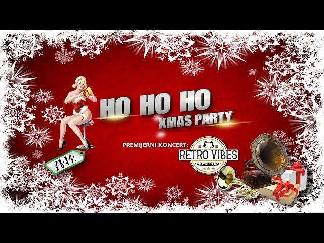 Ho HO Ho Xmas Party 2017 coming up! [Back to Swing]