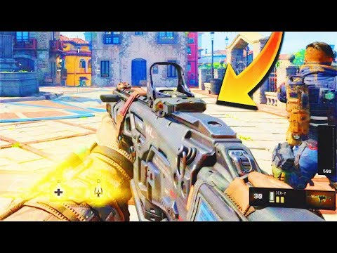 """THIS GUN IS BACK! 😍 - Call of Duty: Black Ops 4 """"ICR-7"""" Multiplayer Gameplay! (BO4 Multiplayer)"""
