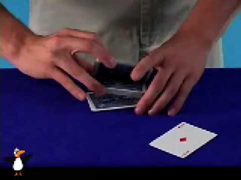 Học làm ảo thuật với 4 con át (VanLinh.Net)