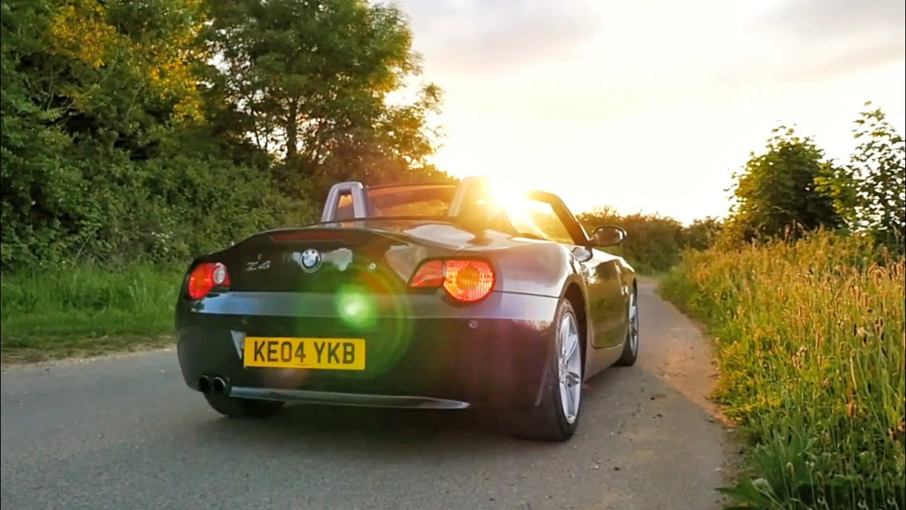 5 Cheap Easy Mods You Should Do To Your Bmw Z4 Youtube