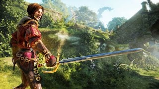 Fable Legends - Dynamic Global Illumination (In-Game Footage) | EN