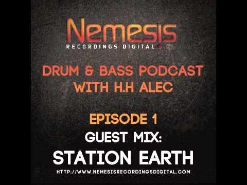 Nemesis Recordings Digital Podcast Episode 1