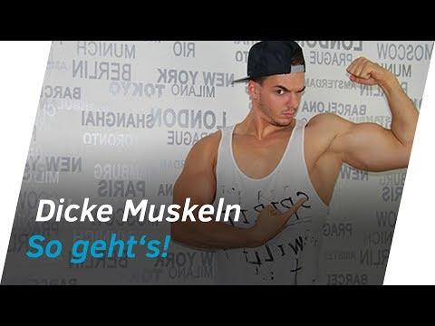 Diäten erhöhen die Muskelmasse
