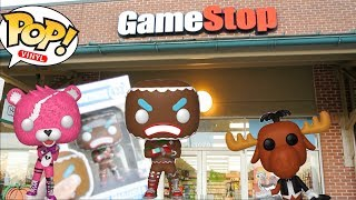 Fornite Funko Pop Hunting!!