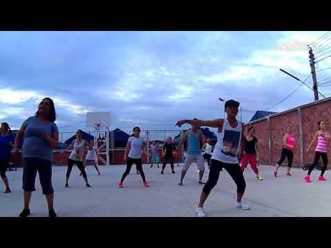 YANHEE PINOY' ZUMBA-COLA SONG