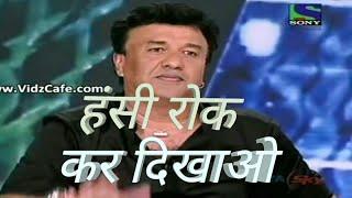 indian idol funny audition by anu malik