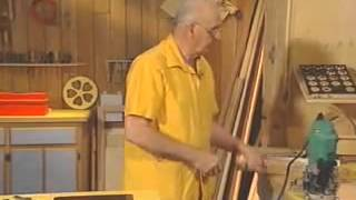 Работа с ручным фрезером Урок 27