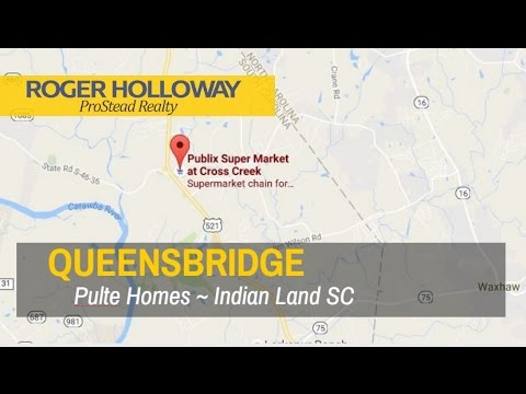 Queensbridge Homes for Sale in Indian Land SC