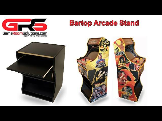 Bartop Arcade Stand