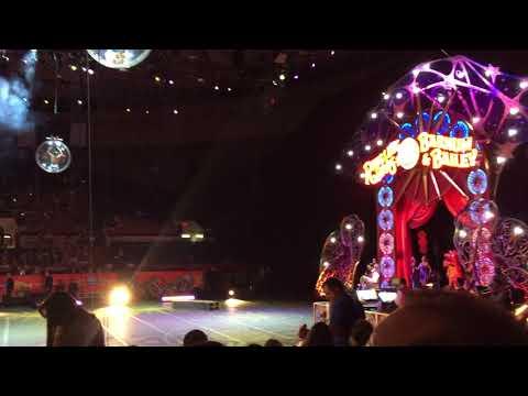 Ringling Bros. and Barnum & Bailey presents Legends - Opening Fort Worth