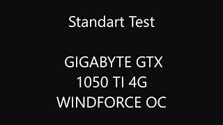 Overclocking A GYGABYTE WINDFORCE OC GTX 1050 Ti To 1974Mhz  Boost  in RO
